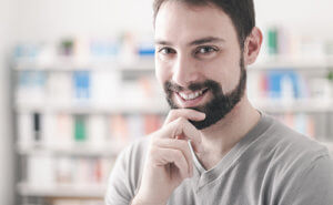A man smiles choosing florida alcohol detox