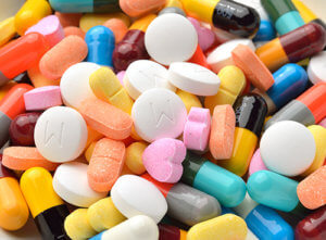 A pile of colorful pills keeps you wondering what is ecstasy