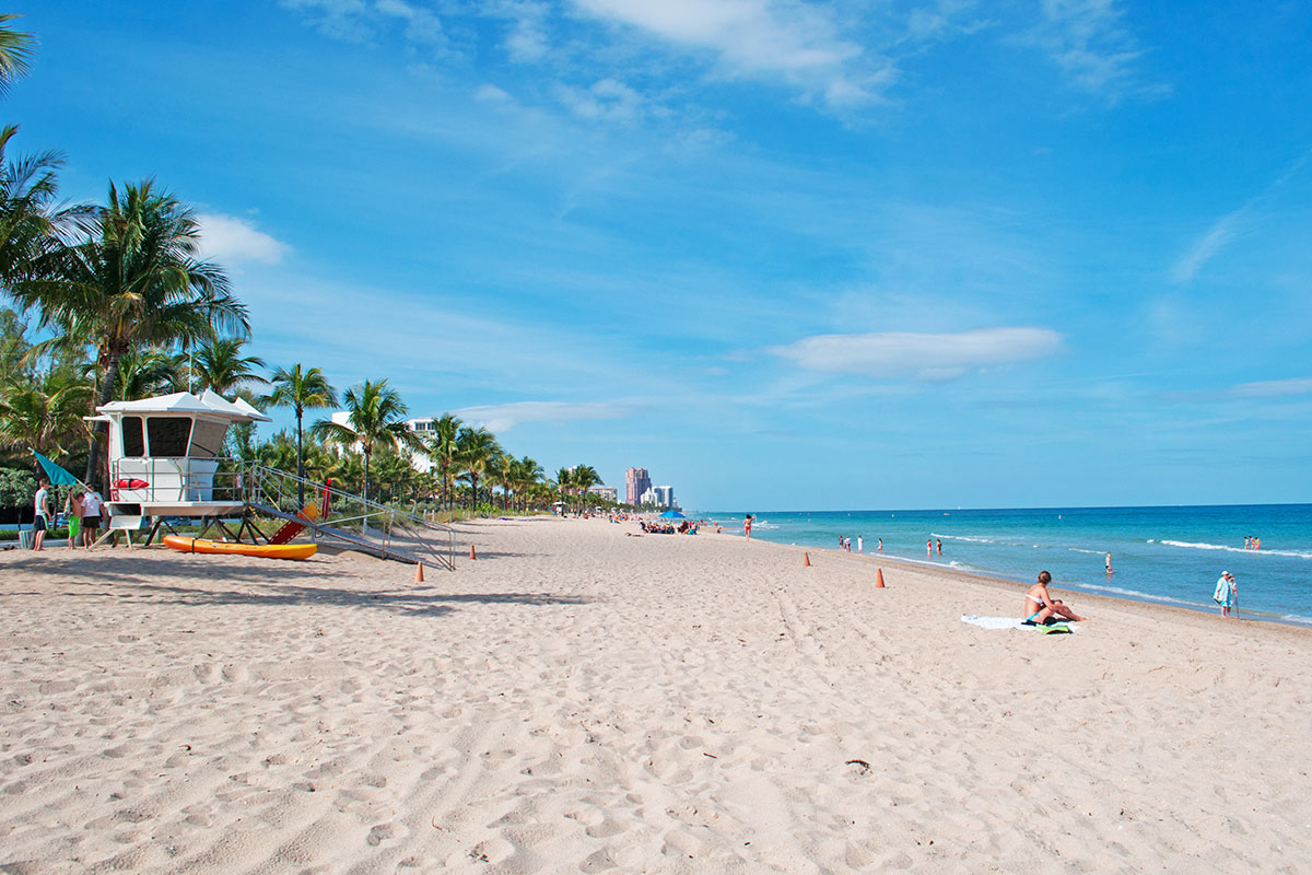 Drug rehab Ft. Lauderdale highlights many of the advantages that recovery in Florida has to offer.