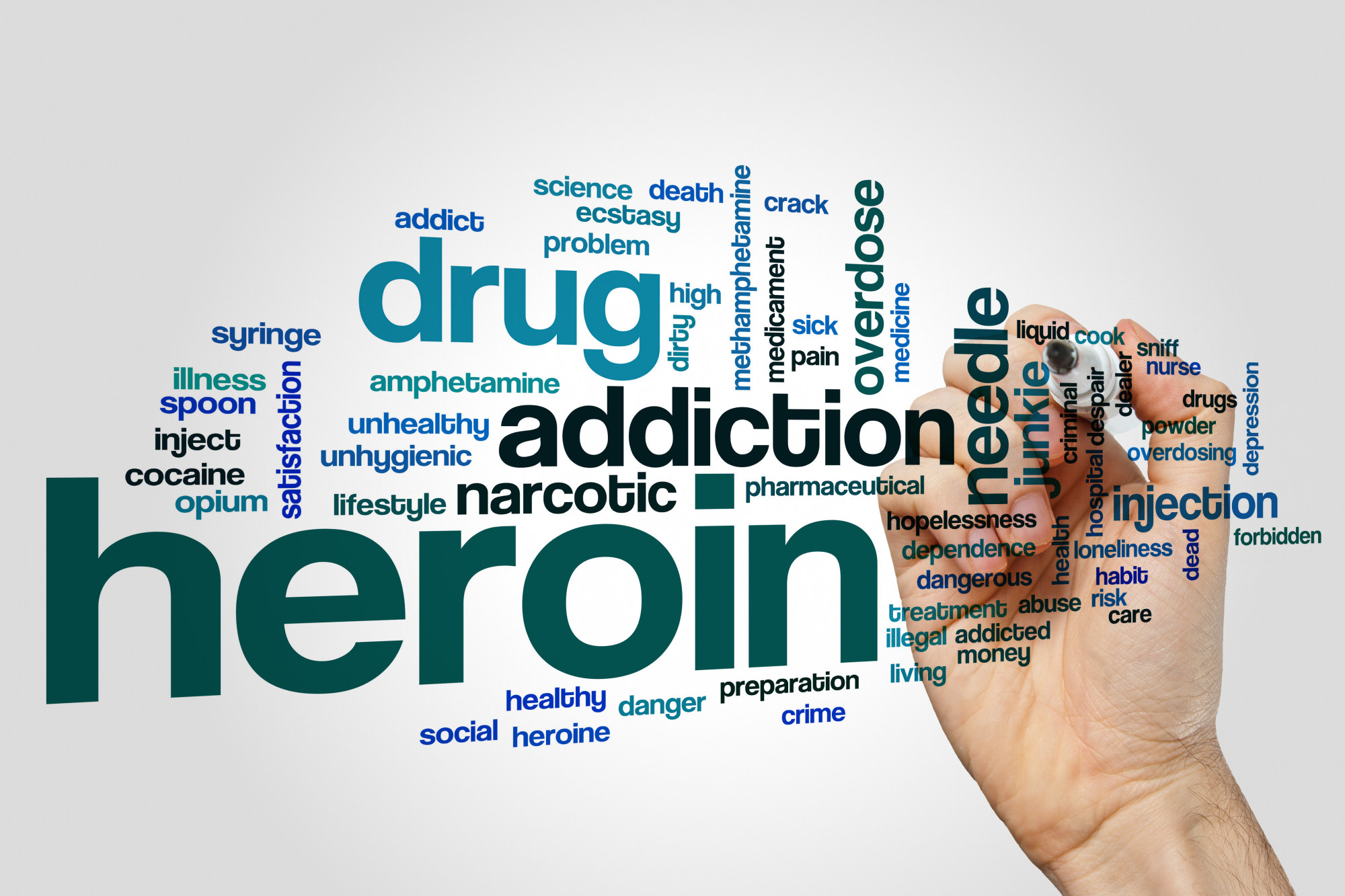 long-term effects of heroin use