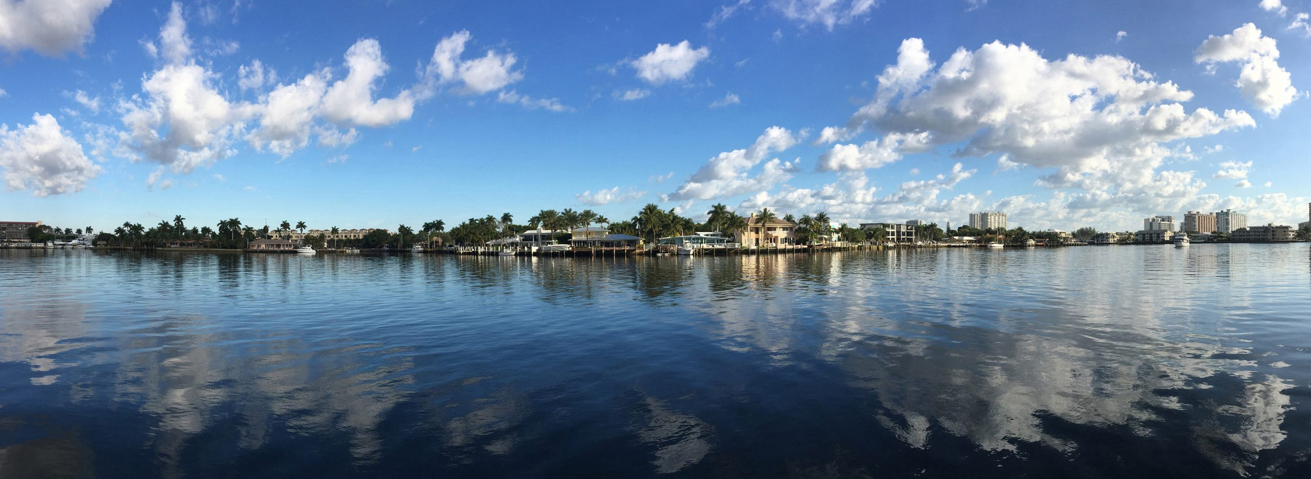 Pompano Beach residential area