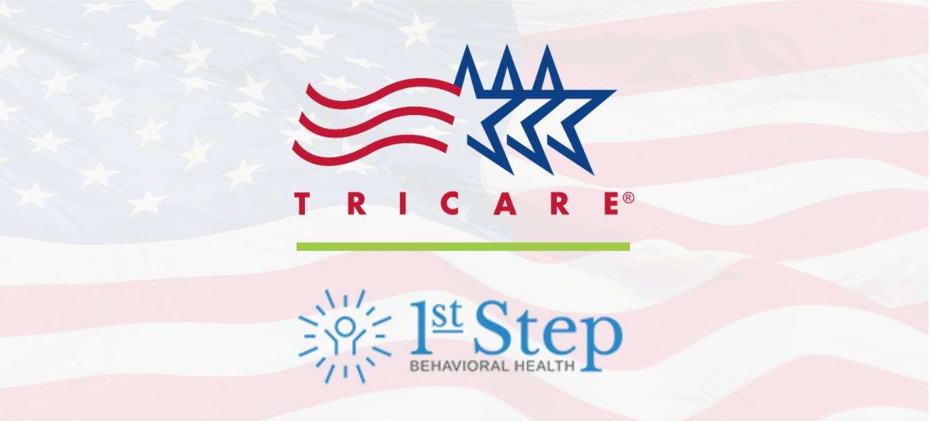 TRICARE Drug Rehab Coverage - 1st Step Behavioral Health