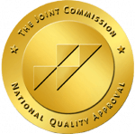 The Joint Commission - National Quality Approval seal.